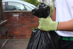 Our rubbish clearance service
